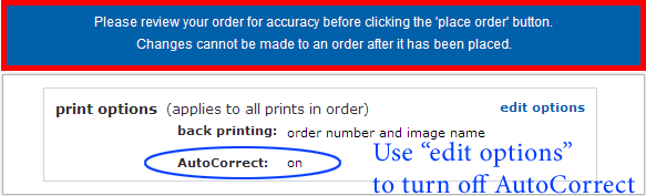 Costco Print Sizes >> Costco Poster Printing Instructions